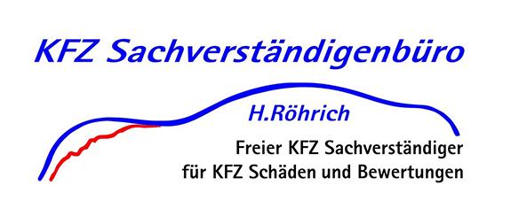 Kfz-Sachverständigenbüro Hans Röhrich - Logo